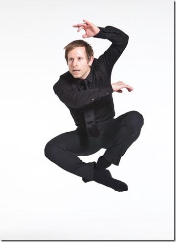Dancer: Dr. Johan Stjernholm